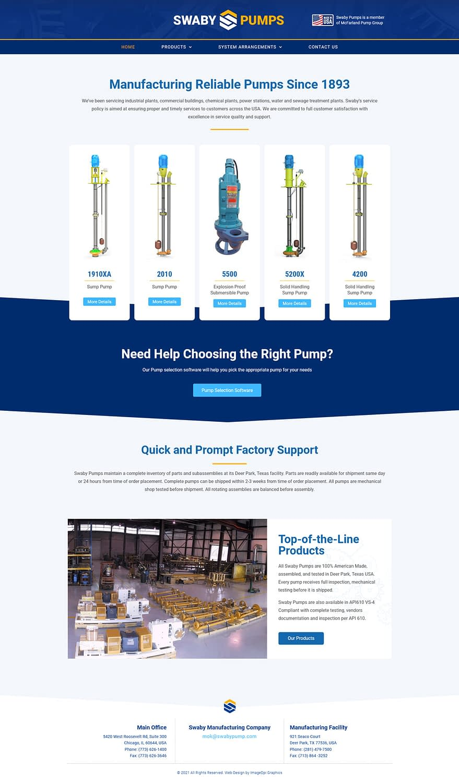 Swaby-Pumps-Website