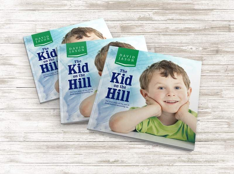 Kid on the Hill Book Cover
